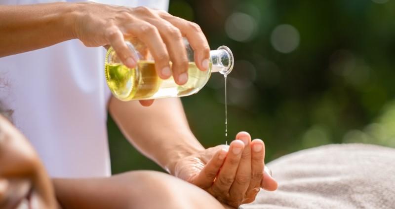 tipuri de ulei de masaj