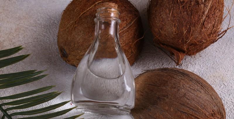 ulei cu nuca de cocos